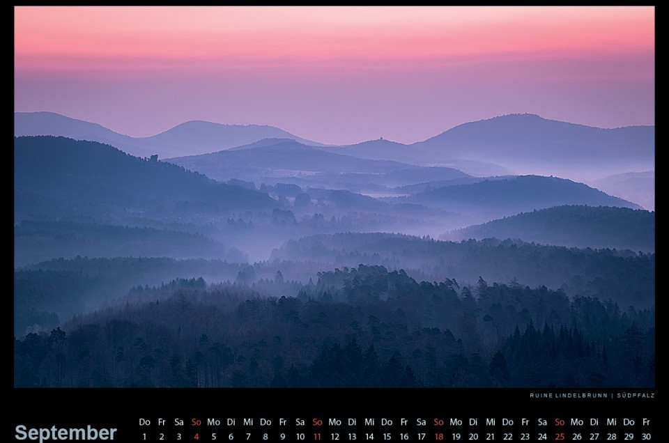 Pfalz-Kalender 2016